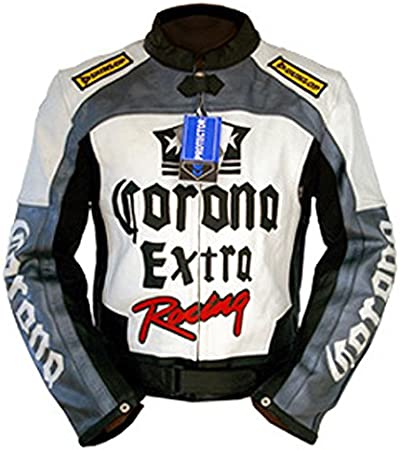 4limit Sports Biker Motorradjacke Corona Lederjacke Motorrad Leder Jacke Auto