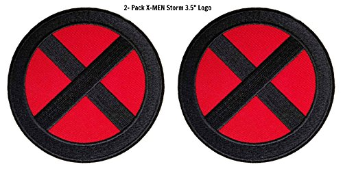 Xmen Storm Costumes (Outlander Gear Marvel Comics X-MEN Storm Logo 3