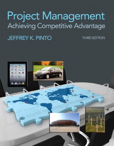 Project Management: Achieving Competitive Advantage (3rd Edition) (Achieving Competitive Advantage compare prices)