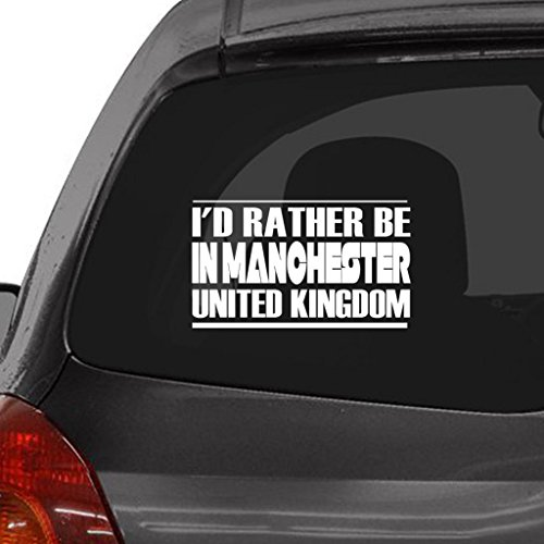 manchester united car tag - 6