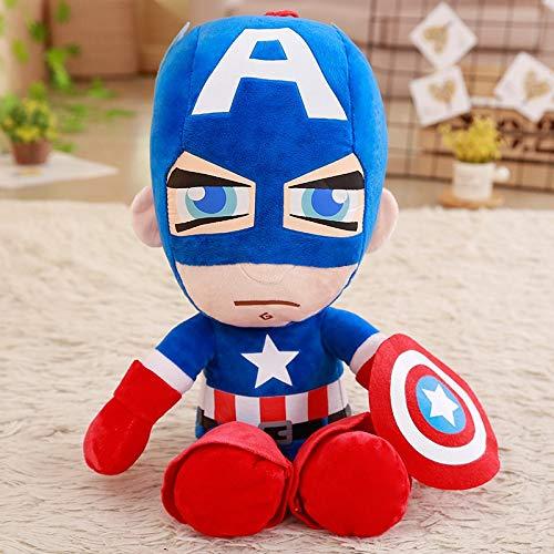 Cute Movie Superhero Spider-Man Action Figures Soft Plush Doll Kids Boy Girl Toy