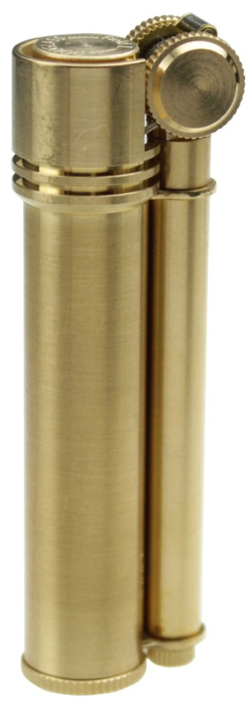 Douglass Oil Lighter Field-L Brass