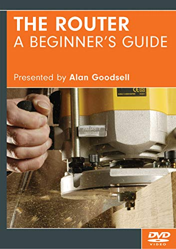 The Router - A Beginner's Guide - Fox Chapel Publishing