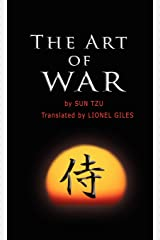 The Art of War by Sun Tzu Hardcover