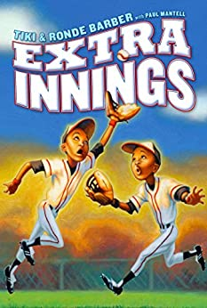 Extra Innings (Barber Game Time Books) by [Barber, Tiki, Barber, Ronde]