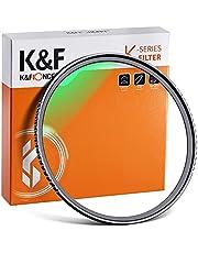 K&F Concept 72mm MC UV Protection Filter Slim Frame with Multi-Resistant Coating for Camera Lens