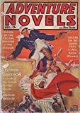 img - for Adventure Novels and Short Stories, vol. 1, no. 5 (December 1939): Slaves of the Yellow Dragon; Justice on the White Trail; The Doomed Garrison; Fortress of the Damned; Island for Satan's Castaways &c book / textbook / text book