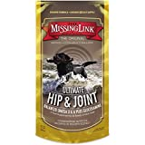 The Missing Link - Original All Natural Superfood Dog Supplement- Balanced Omega 3 & 6 Plus Glucosamine to support Mobility and Digestive Health