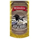 The Missing Link - Original All Natural Superfood Dog Supplement- Balanced Omega 3 & 6 Plus Glucosamine to support Mobility and Digestive Health – Hip & Joint Formula – 1 lb.
