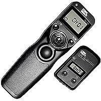 PIXEL TW-283/E3 LCD Wireless Shutter Release Timer Remote Control for Canon EOS 1300D, 1200D,1100D,1000D,760D,750D,700D,650D,T6s,T6i,T5i,100D,600D