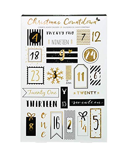 Technic Advent Christmas Countdown Cosmetic Calendar