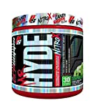 ProSupps Mr. Hyde NitroX Pre-Workout Powder Energy Drink - Intense Sustained Energy, Pumps & Focus with Beta Alanine, Creatine & Nitrosigine, 30 True Servings (Sour Green Apple Flavor)