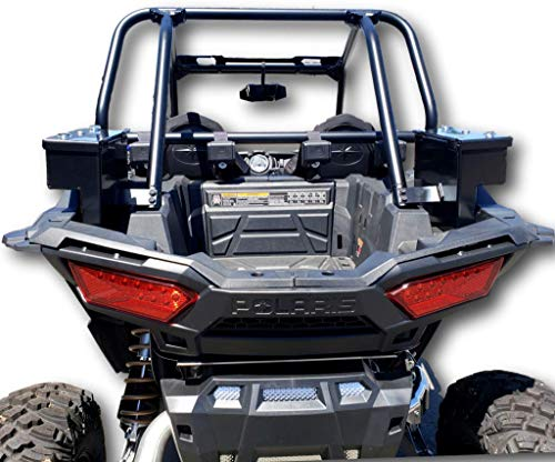 - 2015-18 Polaris RZR 1000 Side Cargo Storage Security Box by Hi-Standard Outfitters 12031