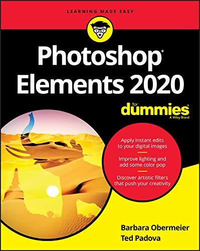 Photoshop Elements 2020 For Dummies [Obermeier, Barbara - Padova, Ted] (Tapa Blanda)