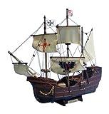 Hampton Nautical Santa Maria with Embroidery