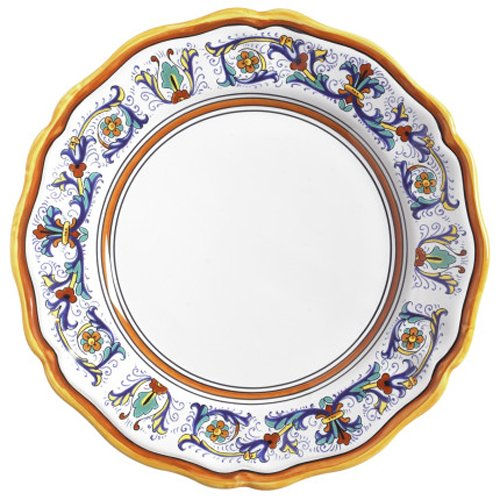 Sur La Table Nova Deruta Dinner Plate PLT SLD 8.25, 10¾
