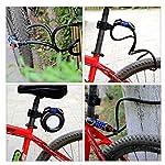 shenkey-Bike-Lock-con-LED-Light-5-Feet-Bike-Lock-Cable-Basic-Self-Reiling-Combination-Combination-4-Digit-Bike-Cable-Locks-con-Staffa-di-Montaggio-Gratuita-120cm-12mm