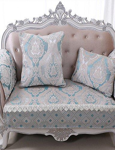 Textiles/Home ZQ european classico divano imbottito copertura di alta qualità divano in tessuto di ciniglia bracciolo asciugamano, 70 * 70cm Textiles / Home