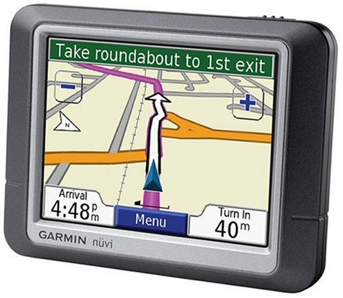 Garmin 260 Navigator Discontinued Manufacturer