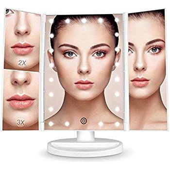 Amazon Com Magic Mirror Focus Big Eyes Magnifying Makeup