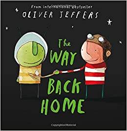 Image result for way back home oliver jeffers