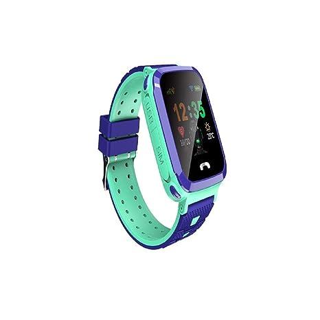 Gps Phone Tracker >> Amazon Com Cinhent Touch Screen Kids Smart Watch