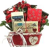 Gift Basket Village Heart To Heart Valentines Day Gift Basket