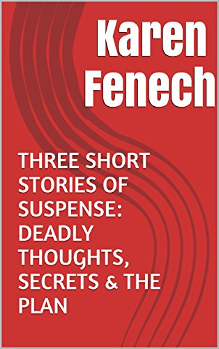 book cover of Three Short Stories of Suspence