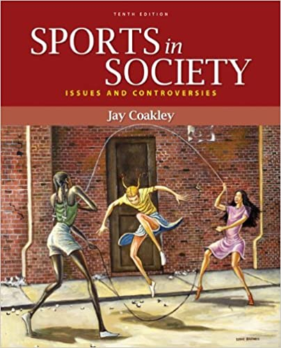 Amazon sports in society issues and controversies sports in society issues and controversies 10th edition fandeluxe Gallery