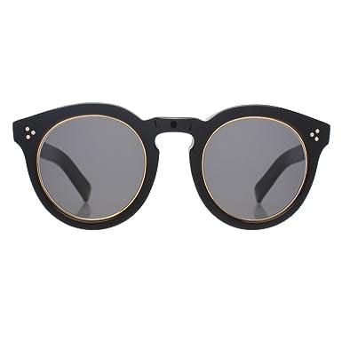 5806fc170d6e ILLESTEVA Leonard II Ring Designer Sunglasses, Leonard 2 Ring, Unisex  (Black)