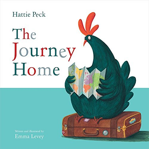 Hattie Peck: The Journey Home by [Levey, Emma]