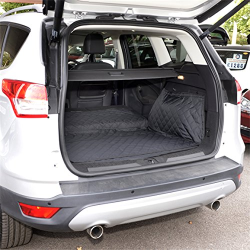 Ford Escape Cargo Liner Trunk Mat - Quilted, Waterproof & Tailored - 2013 to 2018