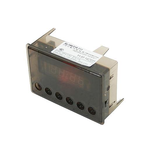 Horno de electrónica temporizador equivalente a del horno Indesit ...