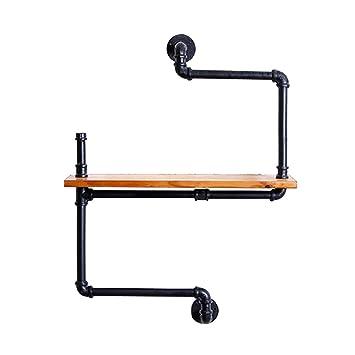 Amazon.de: LOFT Wanddekoration Regal Wanddekoration Rahmen Loft ...