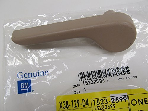 Genuine GM Handle Part# 15232599 by General Motors
