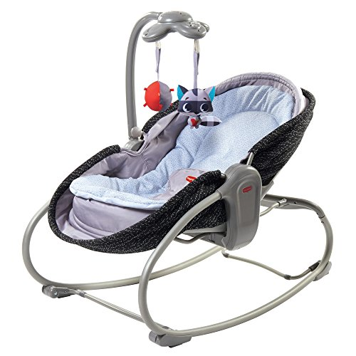 Tiny Love 3 In 1 Rocker Napper, Luxe Black