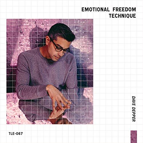 Dave Depper - Emotional Freedom Technique (Clear Vinyl, Digital Download Card)