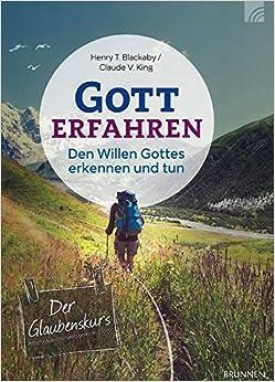 Book Gott erfahren - Teilnehmerbuch