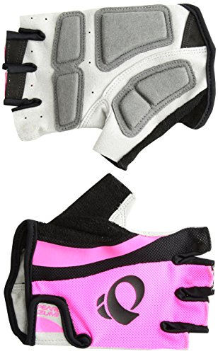 PEARL iZUMi Women's SELECT Glove, Screaming Pink/Black, Medium (Pearl Izumi Clothing)