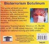 Bioterrorism Botulinum, Farb, Daniel, 1932634061