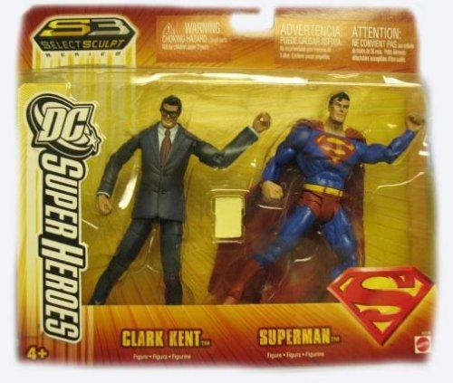 SUPERMAN DC SUPERHEROESW