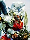 リアルポージングロボット 聖戦士ダンバイン ビアレス