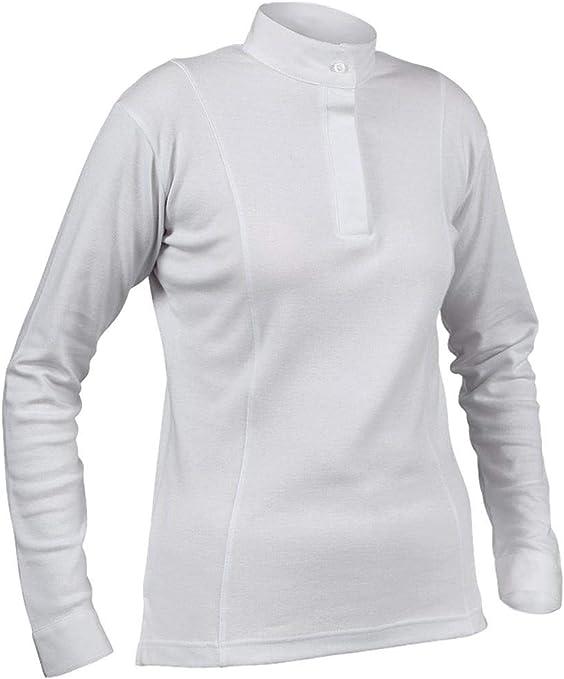 Shires Equestrian – Caza o Muestra Mujer Camiseta: Amazon.es: Deportes y aire libre