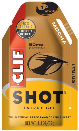 Gel Clif Energy Shot avec la