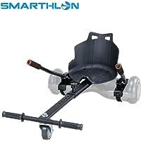 Smarthlon Hoverkart Go Kart Hover Sitz Roller kompatibel mit 6,5, 8, 10 Zoll (EINWEG)