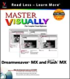 Master Visually Dreamweaver MX and Flash MX, Sherry Willard Kinkoph and Linda S. Rathgeber, 0764536966