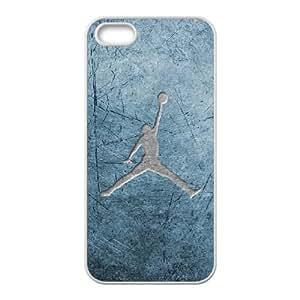 iPhone 5 5s Cell Phone Case White Jordan logo Phone cover SE8572945