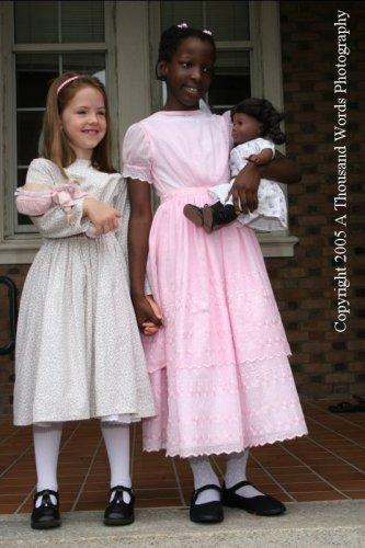 - 1914 Girl's Dress Pattern