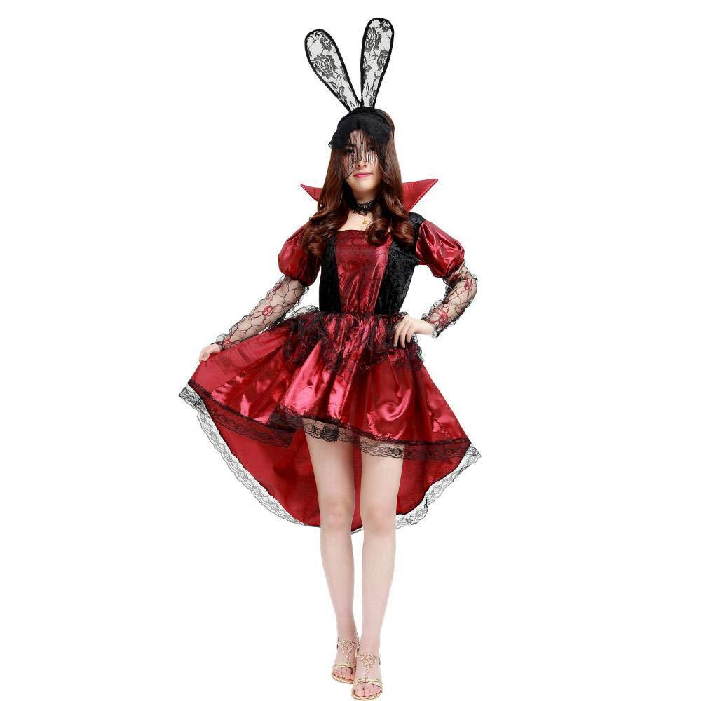 Olydmsky karnevalskostüme Damen Kostüm Halloween Kostüm Vampir Hexe langes Kleid schwarz B07JC2Z4QW Kostüme für Erwachsene Sehr gelobt und vom Publikum der Verbraucher geschätzt    | Outlet Online Store
