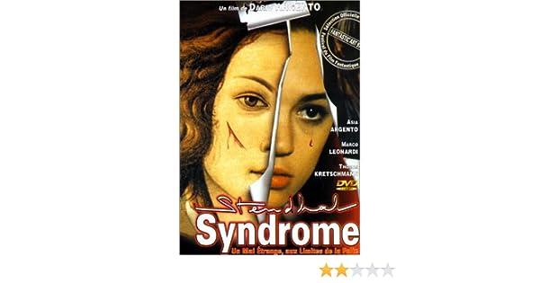Stendhal Syndrome [Francia] [DVD]: Amazon.es: Asia Argento, Marco Leonardi, Thomas Kretschmann, Luigi Diberti, Paolo Bonacelli, Julien Lambroschini, ...